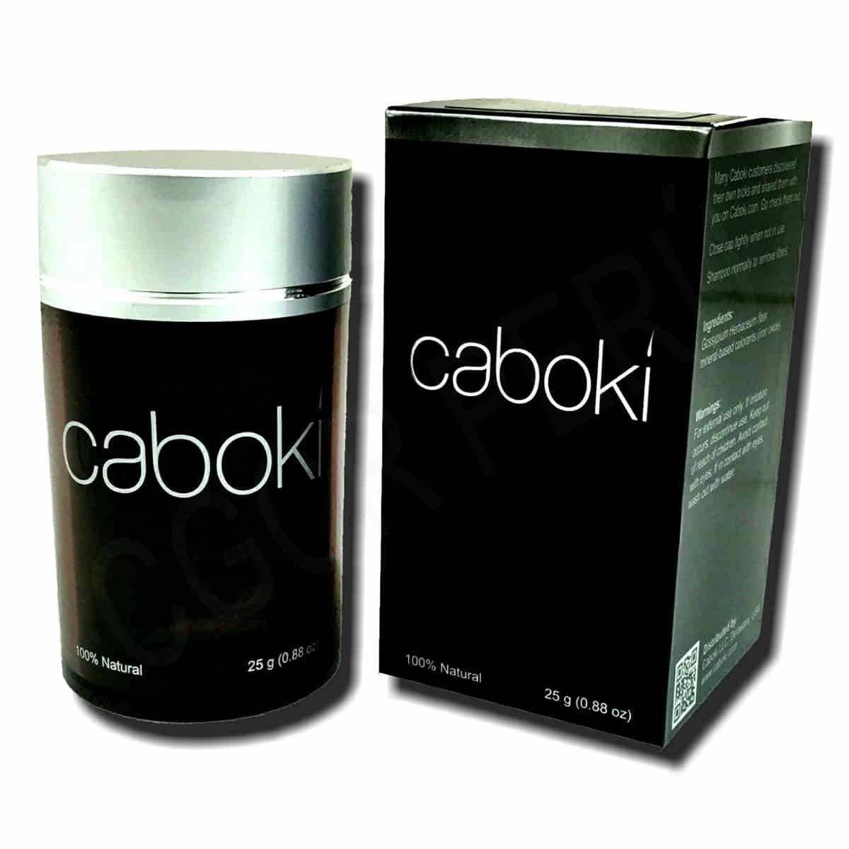 Do Caboki Ingredients Cause Side Effects